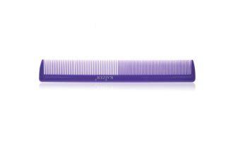 Гребень пластиковый фиолетовый