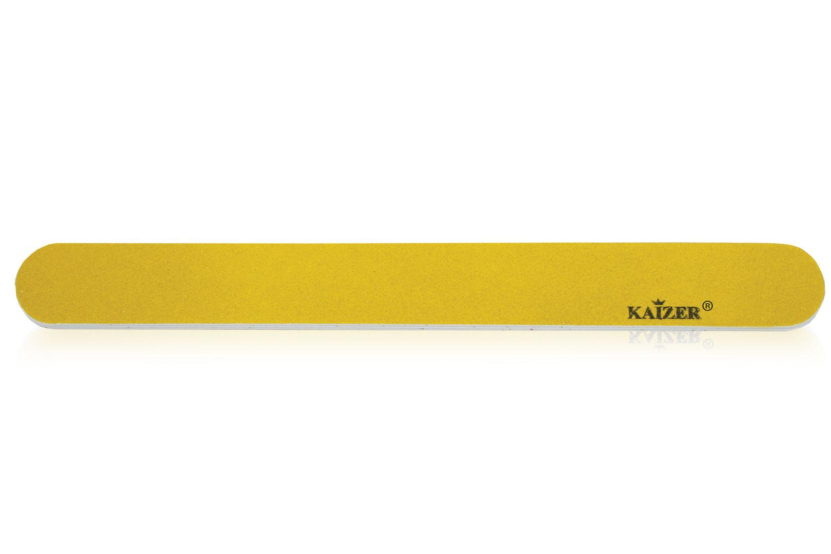 Пилка шлифовочная прямая жёлтая