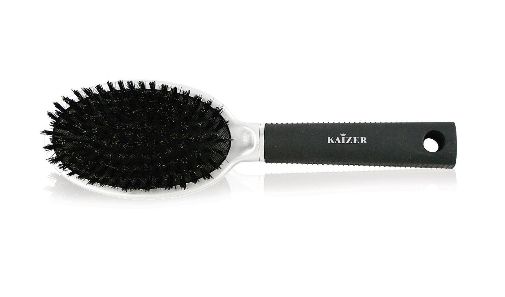 Расчёска массажная с натуральной щетиной