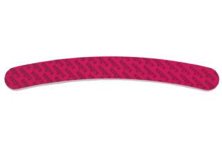 Пилка шлифовочная бумеранг с принтом розовая