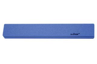 Пилка шлифовочная толстая прямоугольная голубая