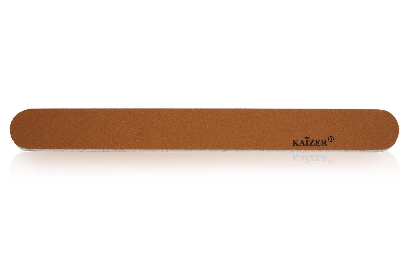 Пилка шлифовочная прямая коричневая
