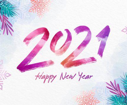 Команда «KAIZER» поздравляет с Новым 2021 годом!